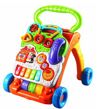The 5 Best Toys for Baby's First Year