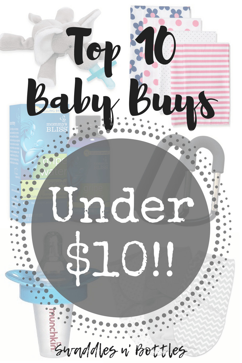 Top 10 Baby Buys Under