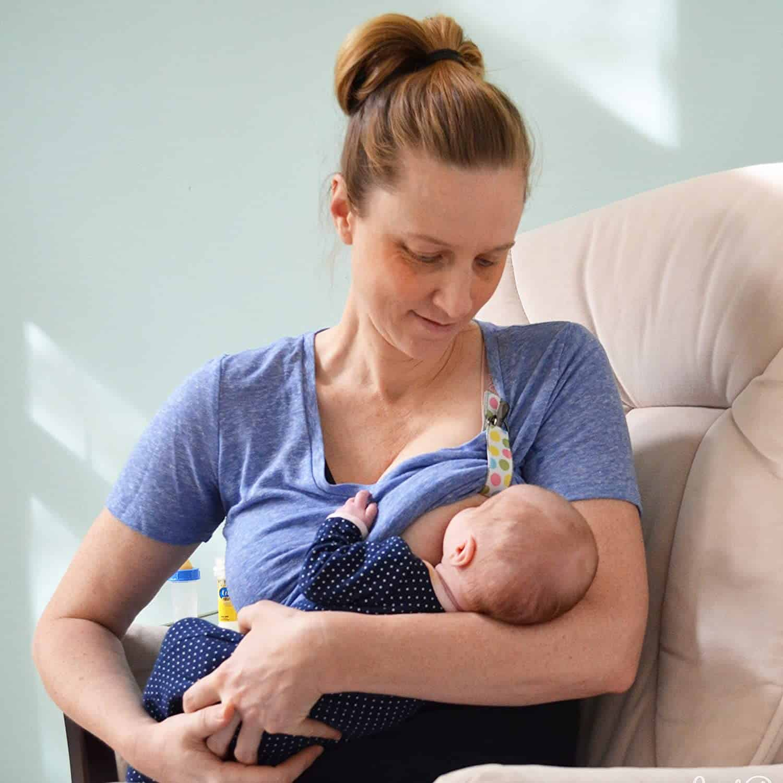 breastfeeding clip