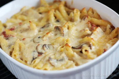 Baked Chicken Penne- part of my pre-baby meal prep!