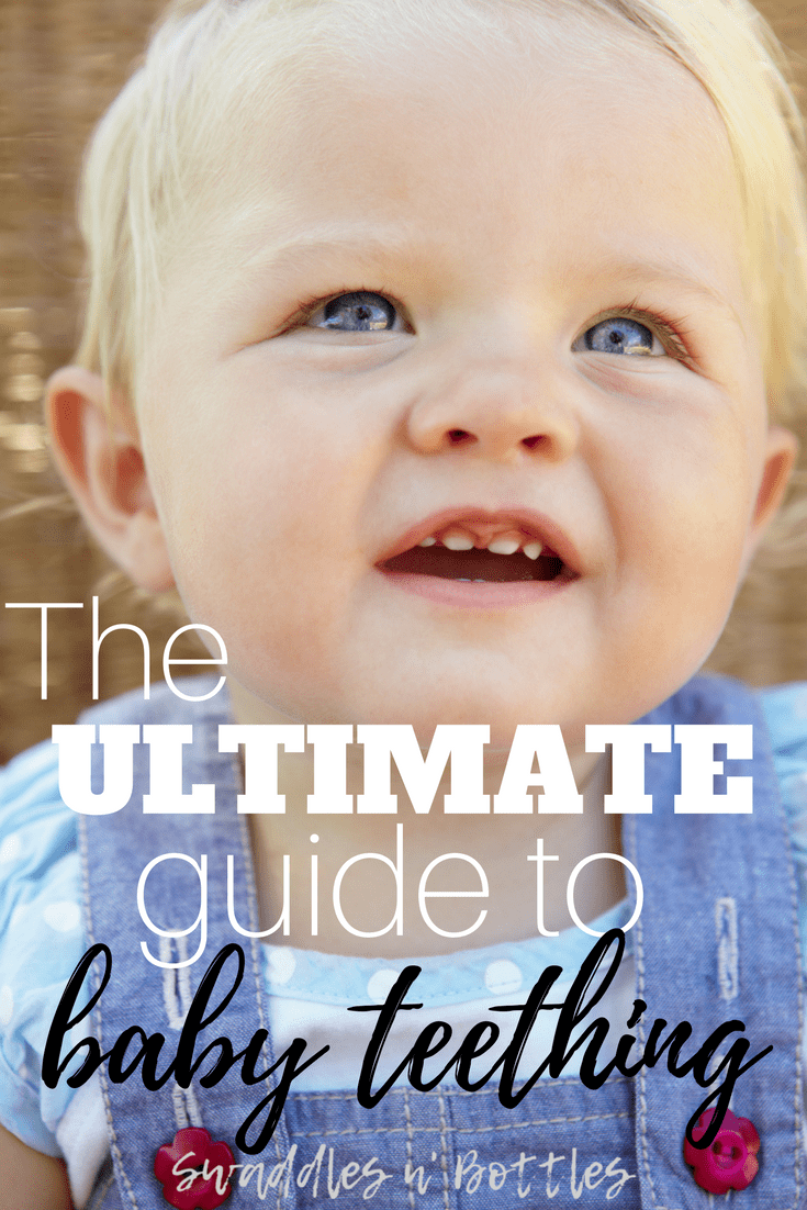 The Ultimate Guide to Baby Teething