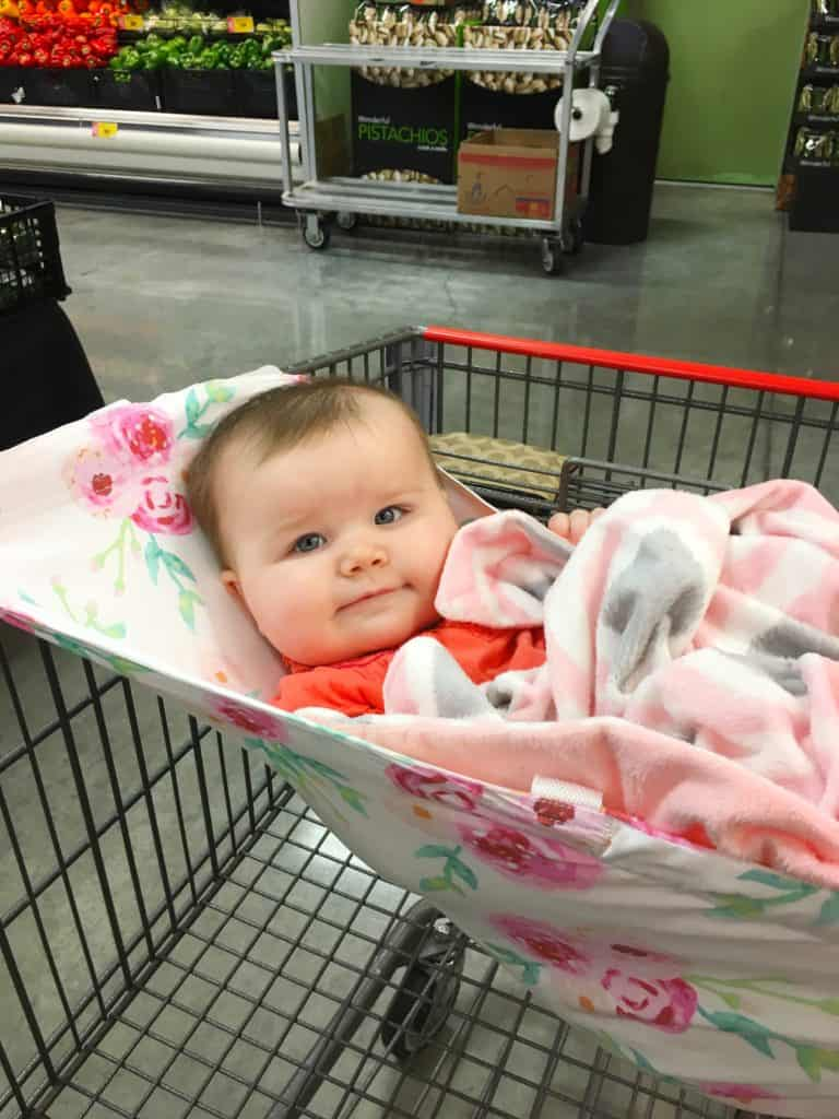 The Binxy Baby The Grocery Shopping Gadget Every Mom