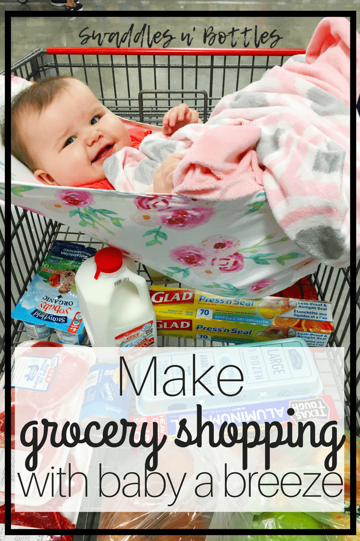 The Binxy Baby- The Grocery Shopping Gadget Every Mom Needs
