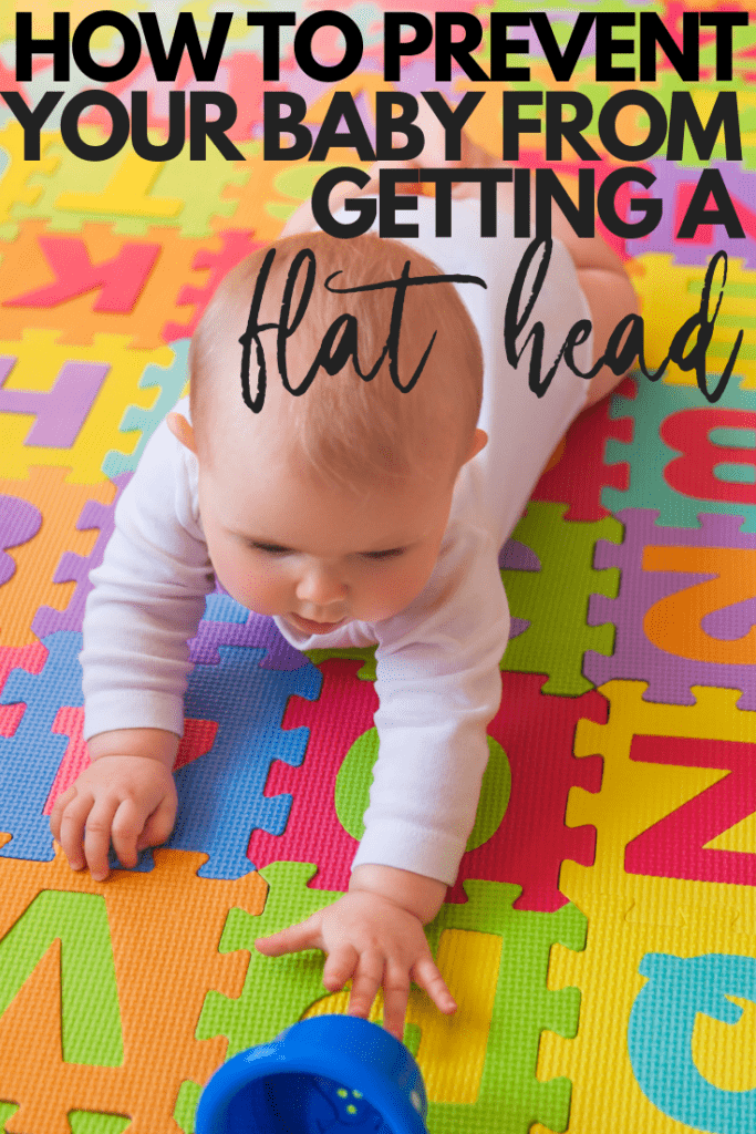 How to prevent your baby from getting a flat head
