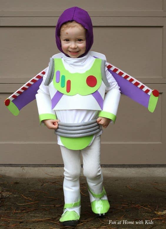 Buzz Lightyear Build A Bear Costume