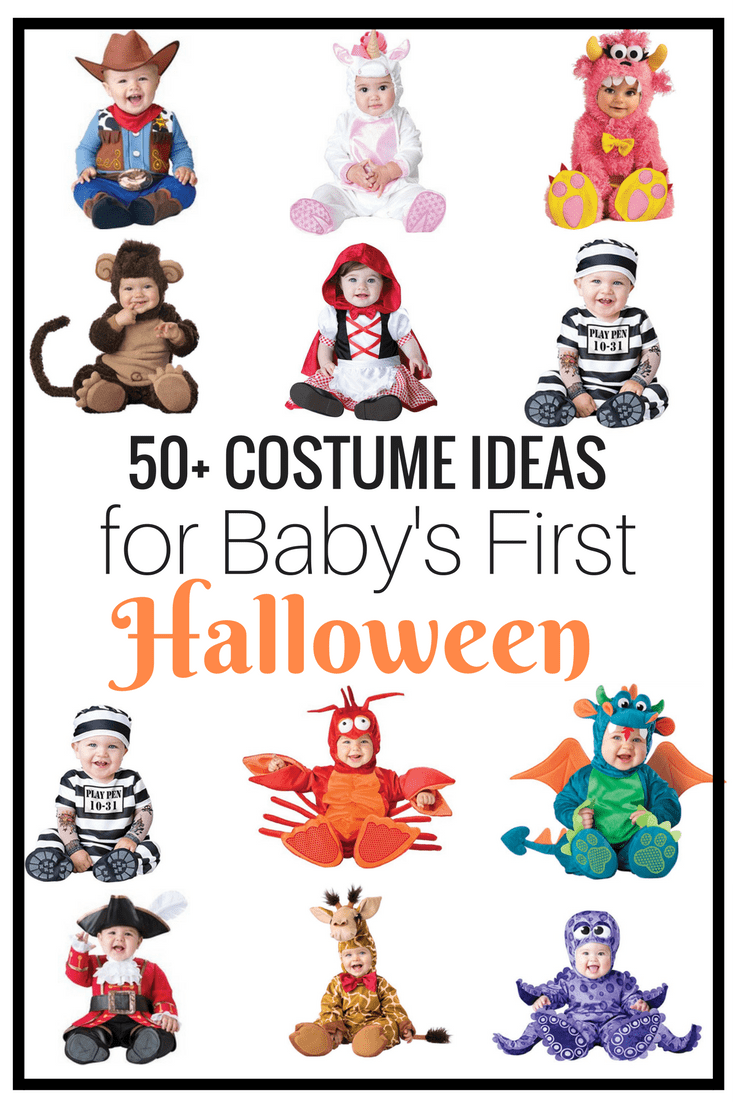 Ideas for Baby's First Halloween
