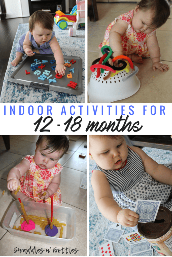 Crafts Activities For  To  Month Olds