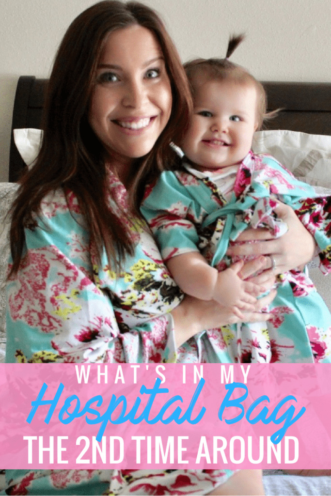 What's in my hospital bag the second time around- First time advice from a second time mom! C-section hospital bag check list