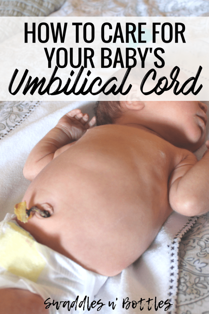 How To Care For Your Baby's Umbilical Cord