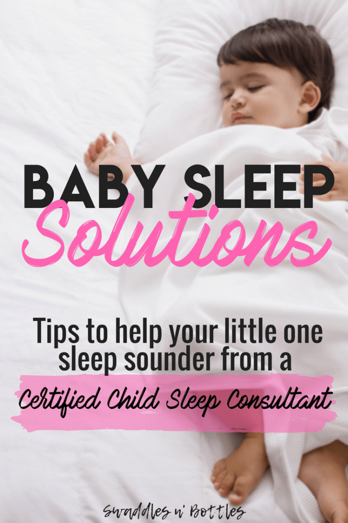 How to help baby sleep through the night from a child sleep consultant