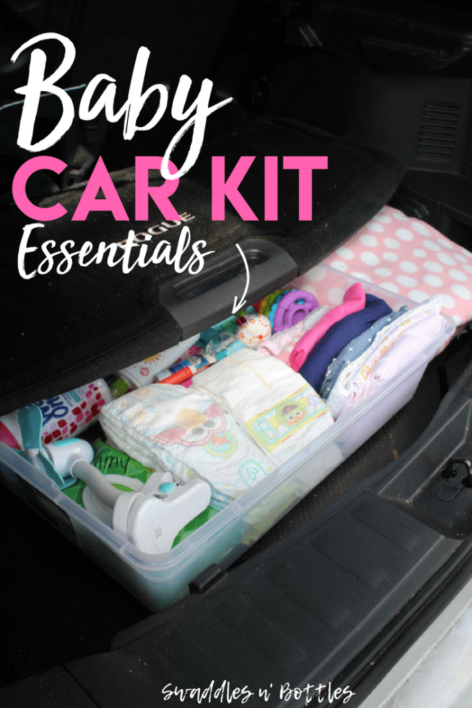 The Prepared Mama: Emergency Car Kit