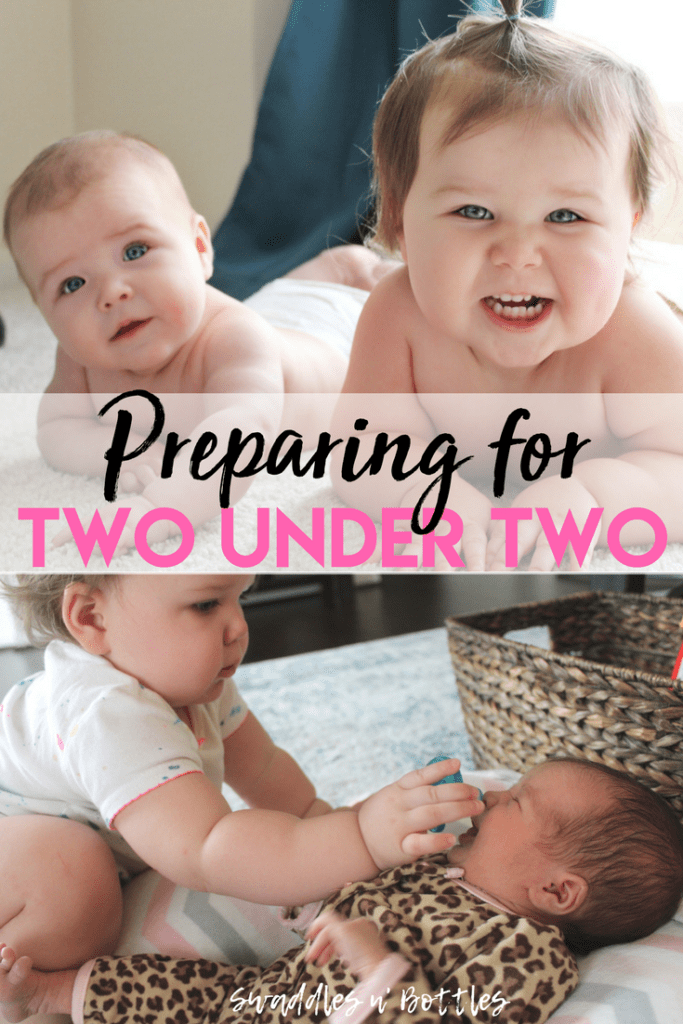 Life as Mama with Two Under Two