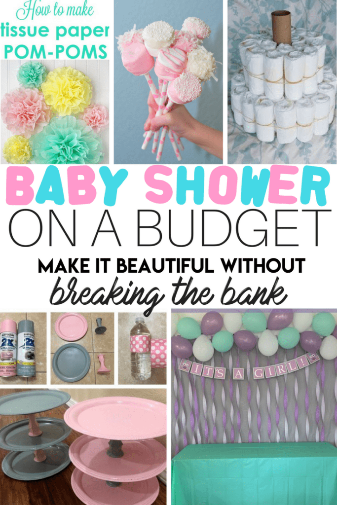 How to Throw a Beautifully Budgeted Baby Shower