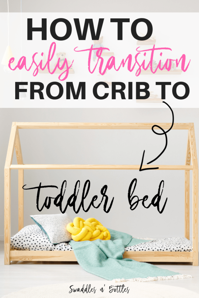 How to switch your toddler from their crib to a toddler bed