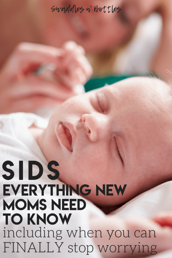 SIDS- what new moms need to know