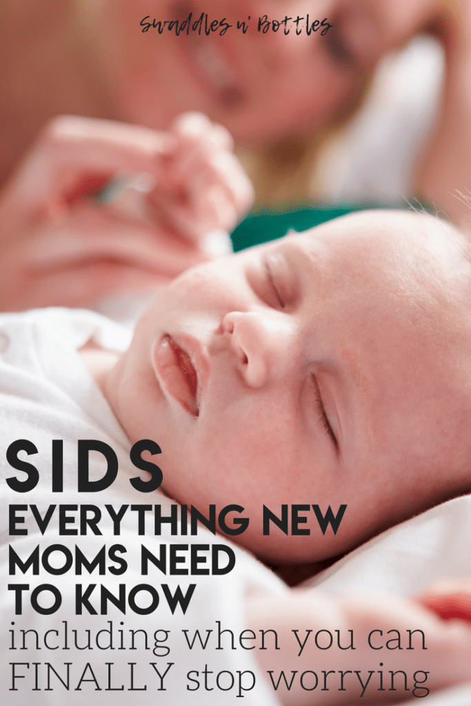 SIDS: What New Mamas Need to Know