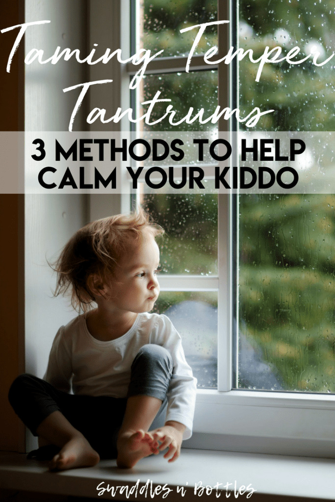 Calming Toddler Temper Tantrums: 3 Strategies That WORK!