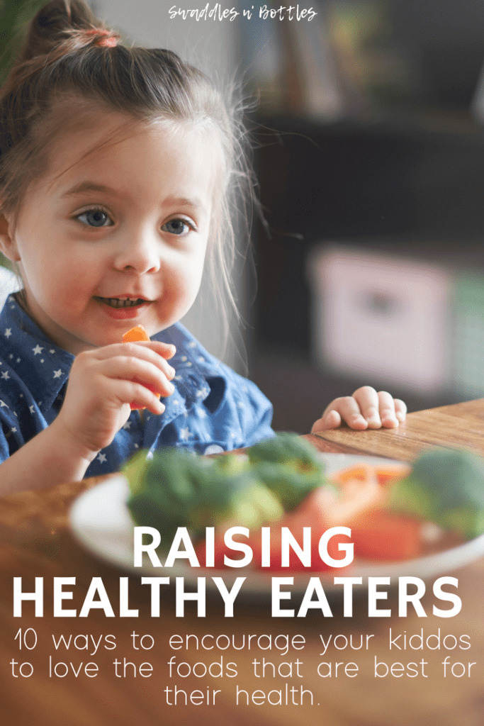 Raising Healthy Eaters