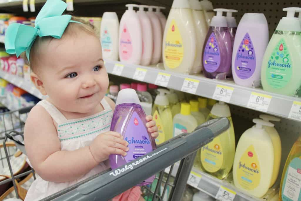 Johnson's Baby Products at Walgreens
