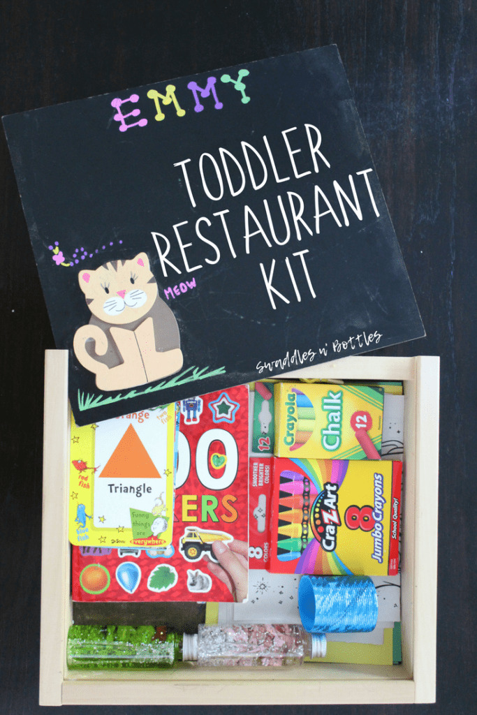 Toddler Restaurant Kits