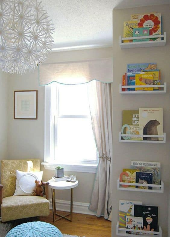 Birt and co book storage solution