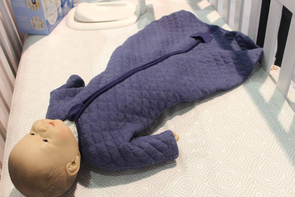 The New Transition Swaddle from Halo