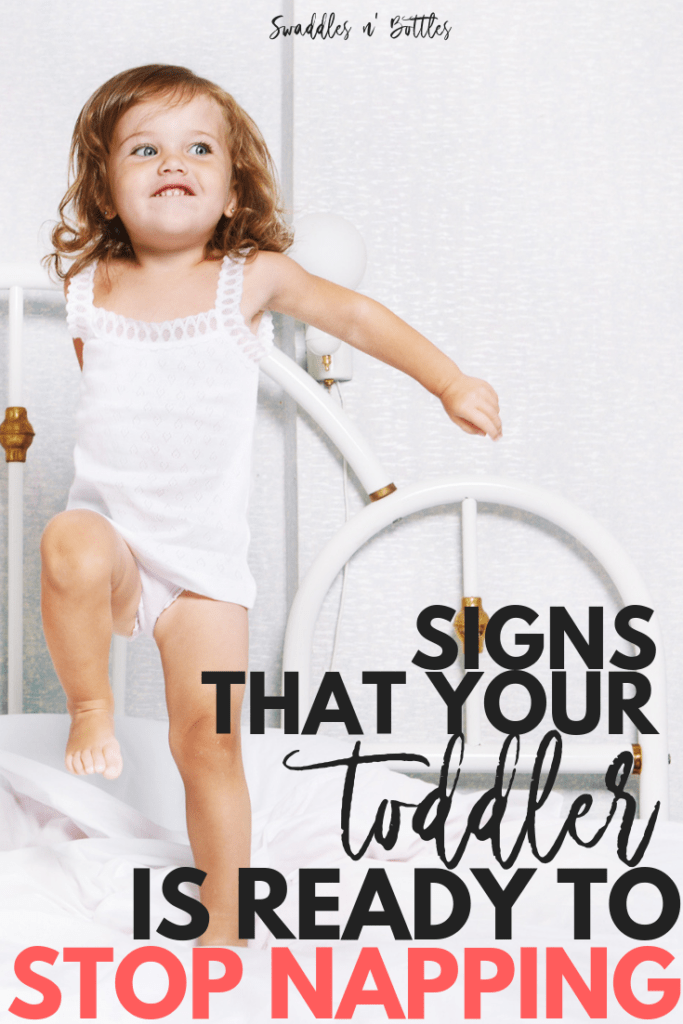 How to tell when your toddler is ready to stop napping