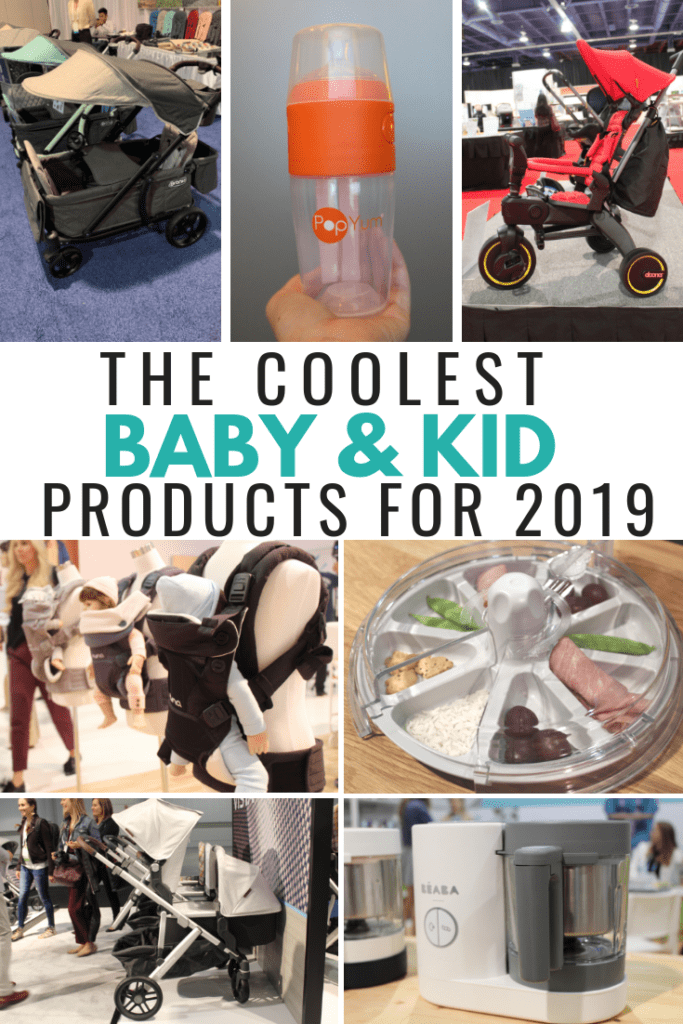 The Coolest baby and kid products of 2019