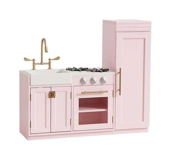 Play kitchen from Pottery Barn Kids
