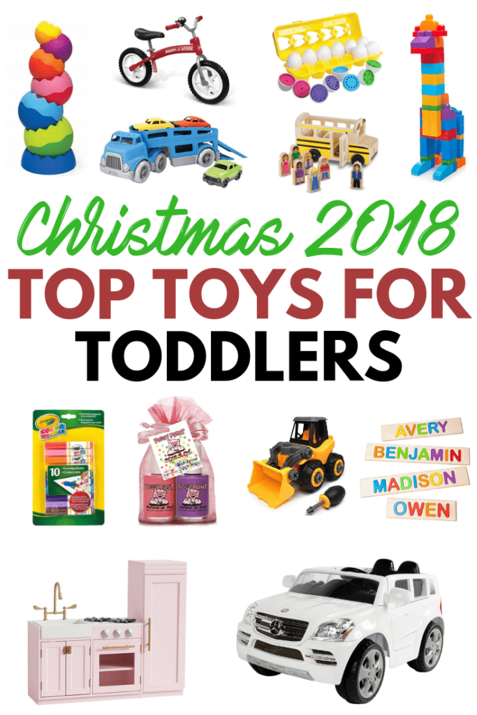 Holiday Gift Guide: Top Toys for Toddlers 2018