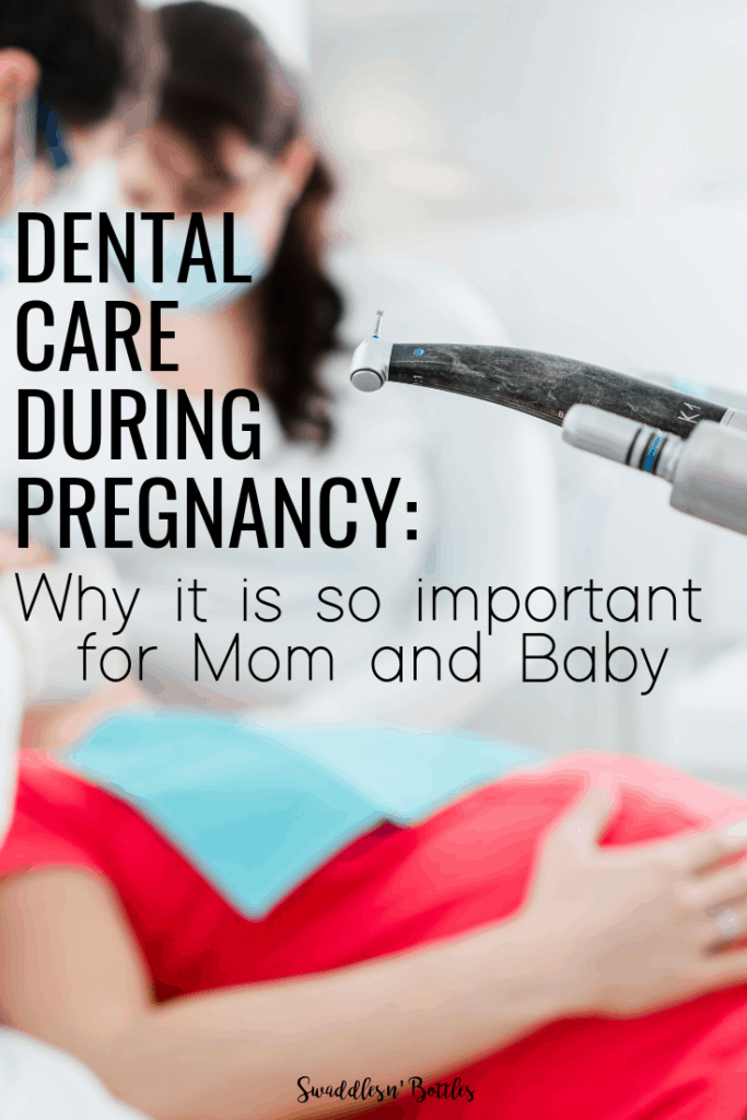 Pregnancy and Dental care: Why it is so important for both mom and baby