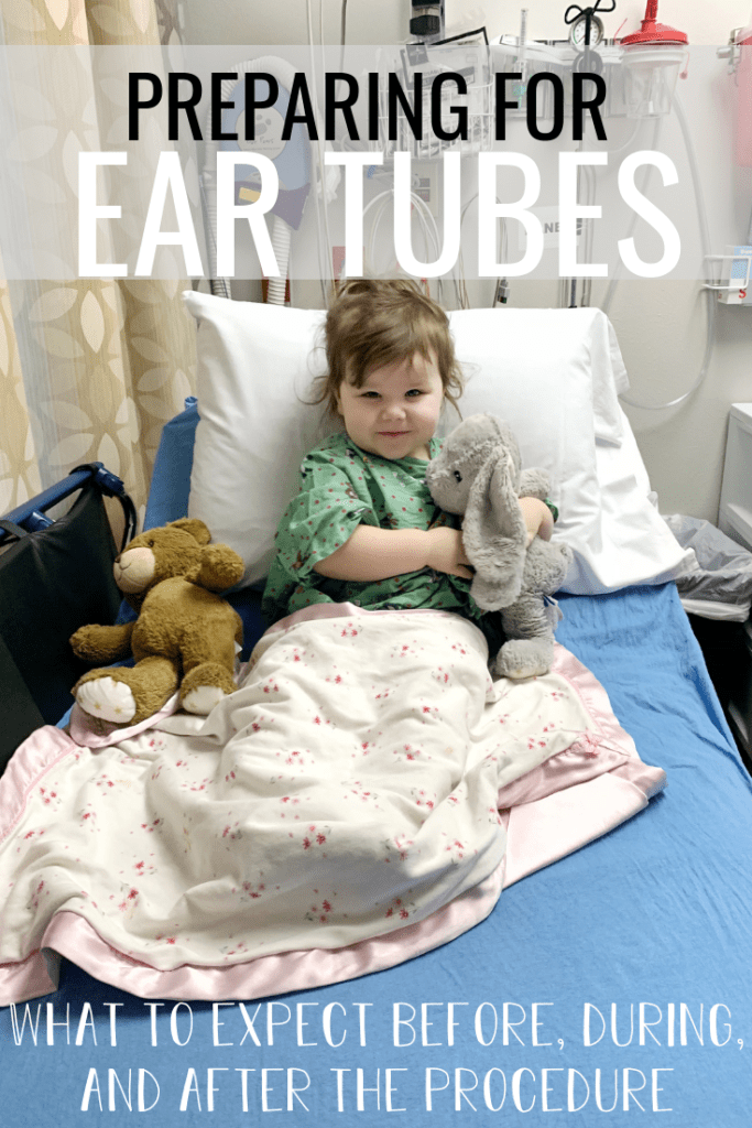 What to Expect from the Ear Tubes Procedure