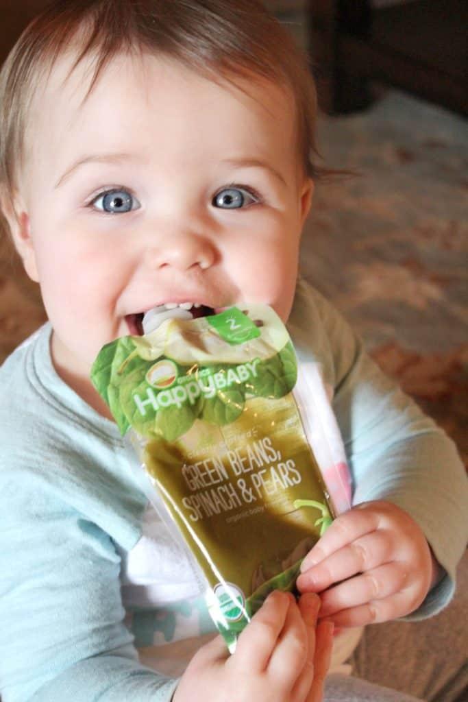 Happy Baby Organics
