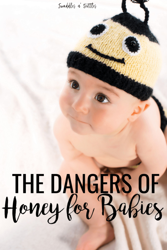 Why babies under the age of one cannot have honey