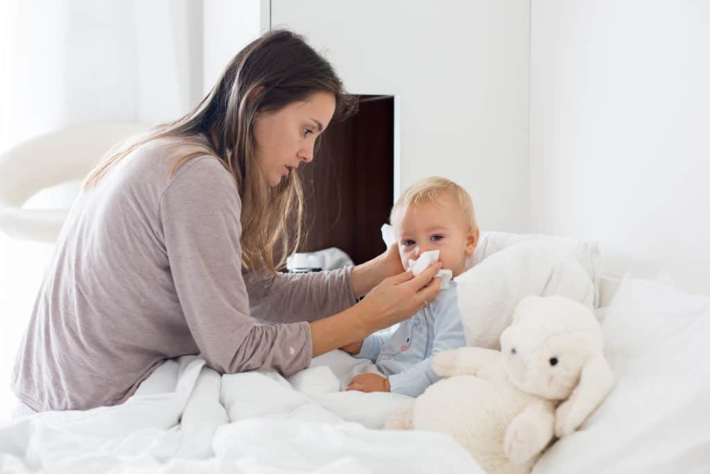 How to protect your baby during cold and flu season