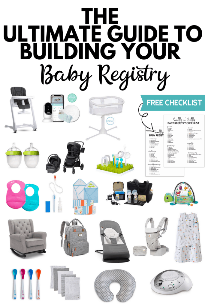 The Complete Guide to Building Your Baby Registry