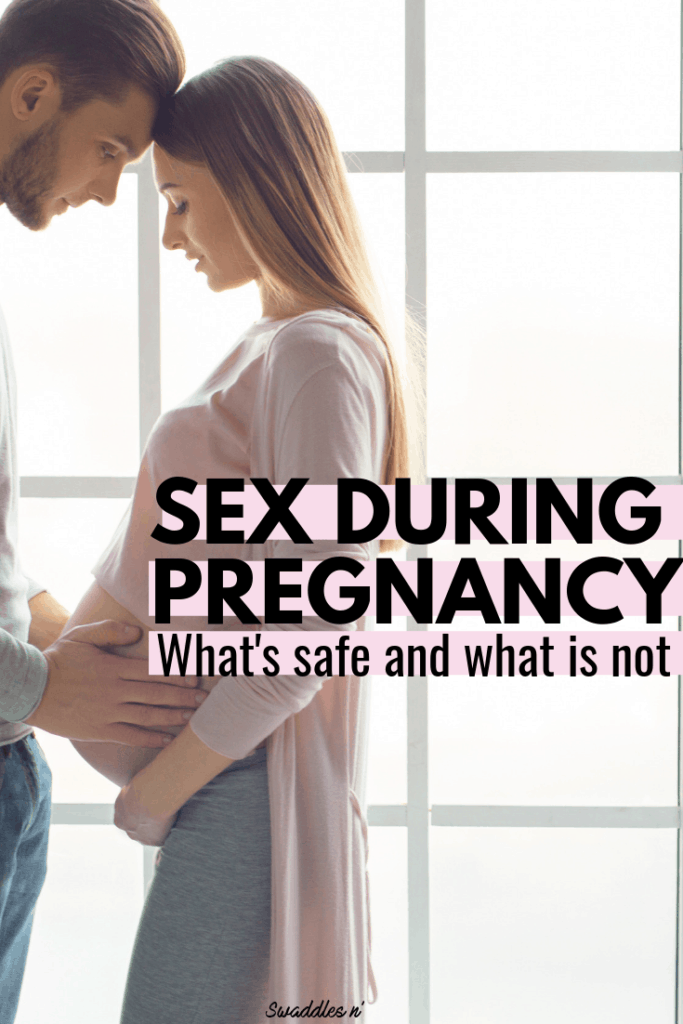 Sex During Pregnancy-What's Safe?