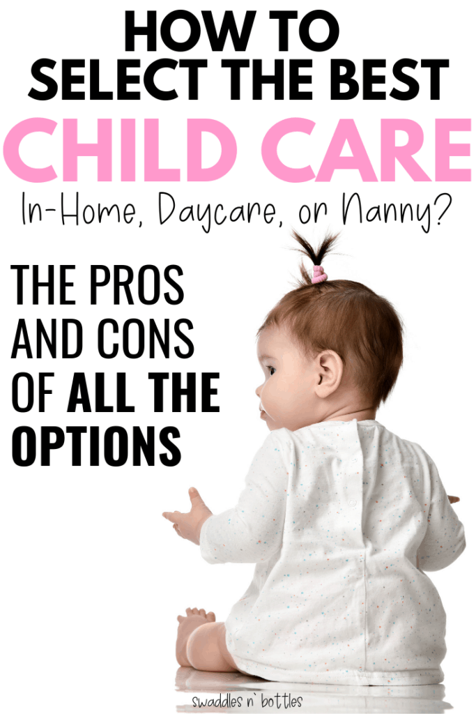 how to select the best childcare for your newborn