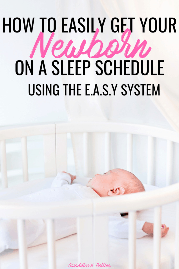 How to Get Your Newborn on a Sleep Schedule