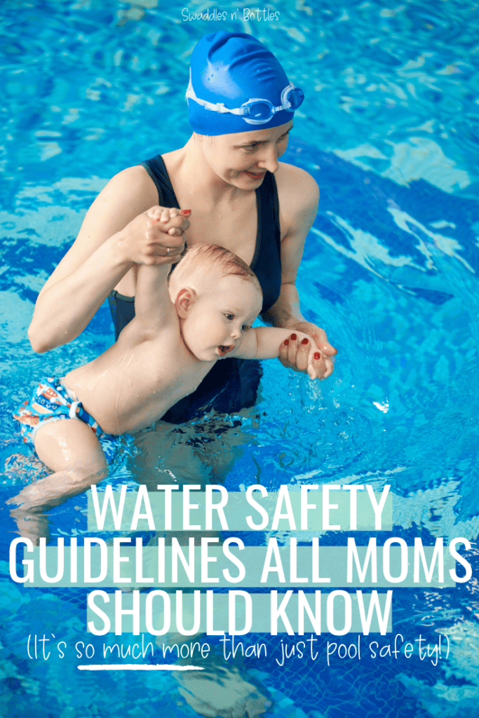 Water Safety and Everything Parents Need to Know (and do) to Keep Their Baby's Safe
