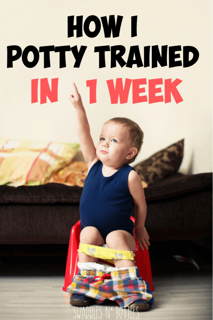 I used this method to potty train all four of my children (girls and boys) in just one week! Great tips on night training too and how to get through a potty training regression. Must read for all toddler moms who think their toddler is showing signs of being ready to toiler train!