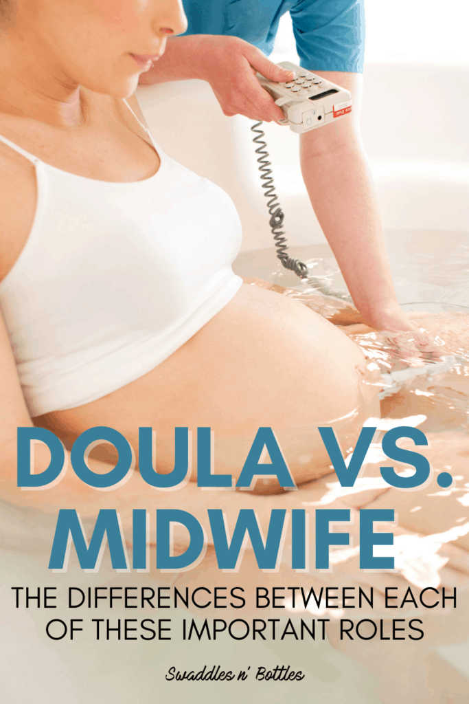 Doula vs Midwife: what is the difference?