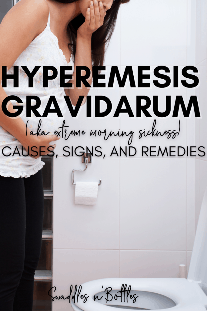 What is Hyperemesis Gravidarum? Causes, signs, and remedies