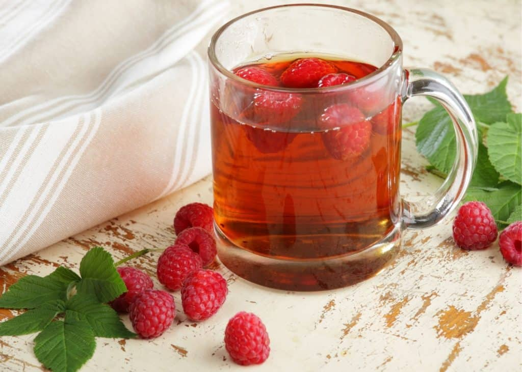 Red raspberry is a traditional remedy for women during and after pregnancy. The raspberry leaf is packed with essential vitamins and minerals, as well as antioxidants. It can ease morning sickness, decrease labor time, decrease inflammation and boost your immune system!
