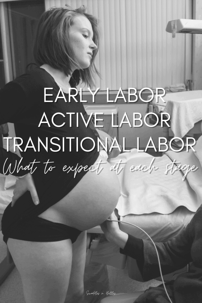 Early Labor vs. Active Labor vs. Transitional Labor (what is the difference?)