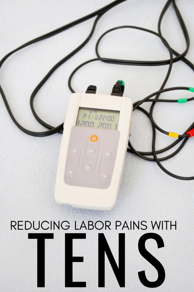 TENS Machine for labor pain- what is a TENS machine? How does it work?