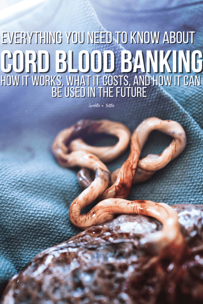 The Benefits of Cord Blood Banking and How It Can Help Your Baby in the Future