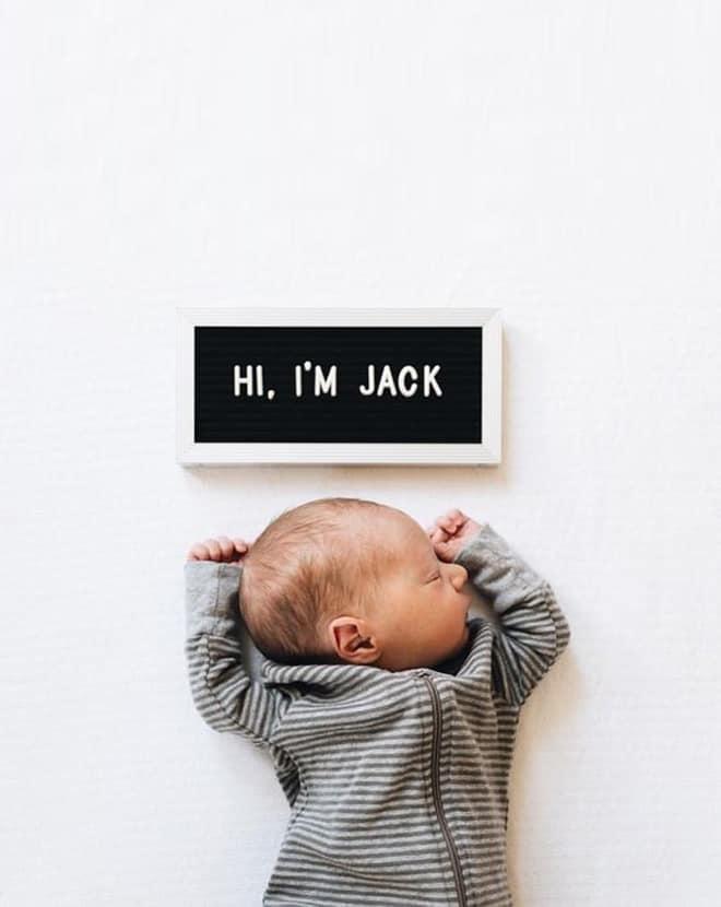 Birth Announcement photo ideas