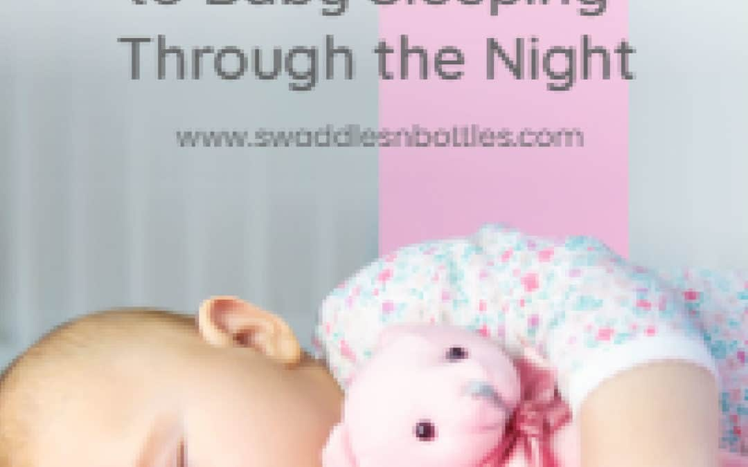 Simple Steps to Baby Sleeping Through the Night