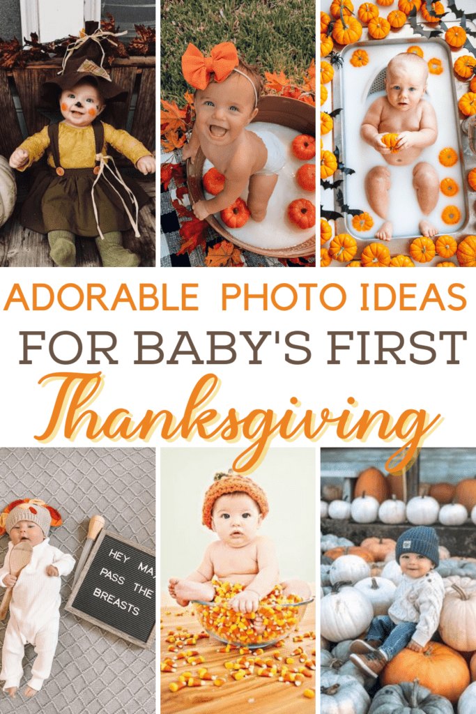 Cute Fall Baby Photos You Can Take Yourself!